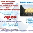 Sabato 7 marzo dalle 16.00 alle 18.00l'Istituto Marcelline di Lecce organizza il suoOpenDay! Genitori e studenti potranno liberamente partecipare all'evento che si terrà nell'Istituto in viale Otranto 67 per […]