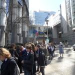 Bruxelles: tra i palazzi del quartiere europeo