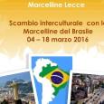 Locandina Brasile Marcelline, una scuola internazionale. Il ricco panorama degli scambi internazionali prevede nuova ed interessantissima meta: il Brasile. Un gruppo di nostri alunni dei Licei vi si recherà nel […]