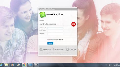 Si avvisa la gentile utenza che il registro elettronico online non è al momento disponibile causa aggiornamento dati nuovo anno scolastico.