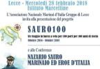Incontro con l'autore Romano Sauro, nipote dell'eroe della Prima Guerra Mondiale, Nazario Sauro, presso il nostro Istituto mercoledì 28 febbraio 2018 ore 18.30. Ingresso libero.  Anche il buon Dante […]