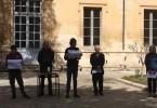 Gli studenti dell'Istituto Marcelline in memoria delle vittime di tutte le mafie… per non dimenticare!