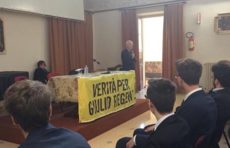 Riccardo Noury, portavoce di Amnesty International, da noi a casa… per il rispetto dei diritti umani!