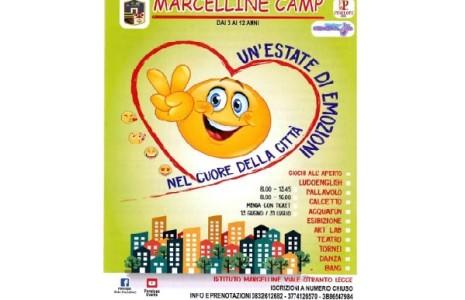 """Cari genitori, L'Istituto Marcelline in collaborazione con l'Associazione socio -culturale Penelope, da tempo impegnata nell'organizzazione di campi estivi – eventi e progetti formativi, propongono un Campus in cui l'impegno """"strizzi […]"""