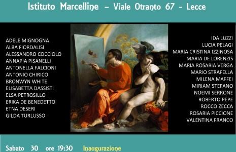 Dal 30 giugno al 7 luglio si terrà presso l'Istituto la mostra di pittura degli allievi del maestro Maurizio Muscettola. Sabato 30 giugno ore 19:30 Inaugurazione a cura del critico […]