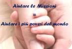 Locandina Pranzo Missionario