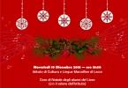 Mercoledì 19 Dicembre 2018 – ore 18.30 presso il Salone dell'Istituto di Cultura e Lingue Marcelline di Lecce Coro di Natale degli alunni dellaScuola Secondaria di Secondo Grado.