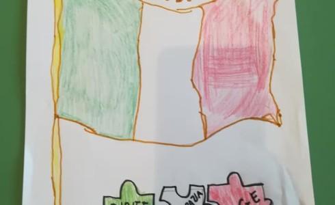 """Inizia nelle classi quarte della Scuola Primaria il progetto """"Rispetto, regole e convivenza democratica""""… Piccoli passi verso la Costituzione! I^ TAPPA"""