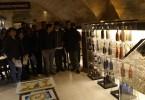 La memoria va rinfrescata… non solo il 27 gennaio! Gli studenti del quarto anno della scuola Secondaria di Secondo Grado in visita al Museo ebraico di Lecce!