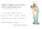 Sabato 23 febbraio 2019 alle ore 18.00 presso laChiesa di Santa Maria della Grazia inPiazza Sant'Oronzo a Lecce la comunità scolastica Marcellina (alunni – ex alunni – genitori – docenti) […]