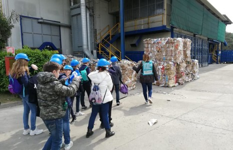 Le classi prime della Scuola Secondaria di Primo Grado hanno partecipato alla Giornata dedicata al riciclaggio della carta – Riciclo Aperto- organizzata da Comieco presso la Sud Gas di Campi […]