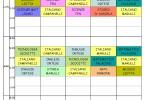 Orario Scuola Secondaria di Primo Grado dal 23 settembre al 4 ottobre 2019 Orario PDF