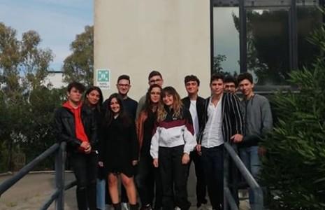 I nostri ragazzi del Liceo scientifico in Alternanza scuola-lavoro al CNR!