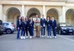 Visita del I Liceo Linguistico al Museo Faggiano di Lecce. Gli alunni hanno avuto la possibilità di vedere, racchiusa in un'unica struttura, la storia del nostro territorio. Dalle tombe messapiche […]