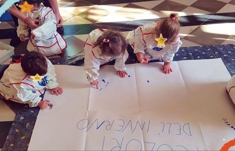 """Ogni bambino ha bisogno di spazio per """" POTER ESSERE"""" … E non sempre attività da """"DOVER FARE"""" L'indipendenza e l'autonomia di un bambino deve passare attraverso la """" Libertà"""": […]"""